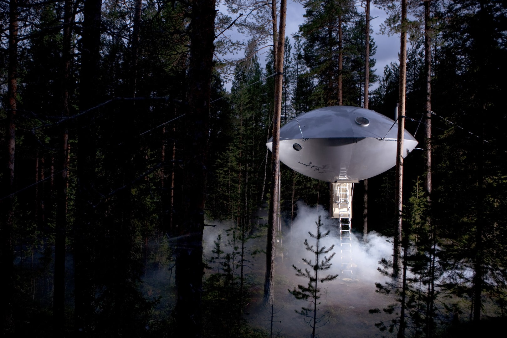Six unbelievable hotels of the future