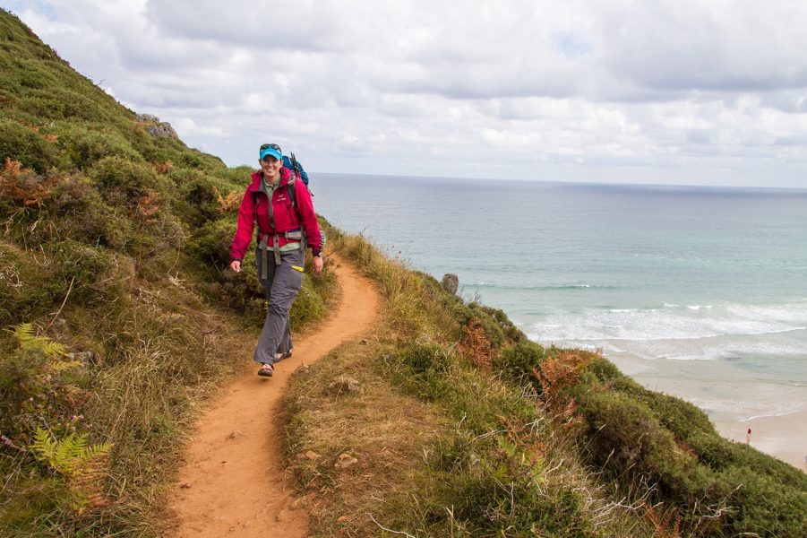 Camino del Norte - Part of the famous Camino network of pilgrimage trails