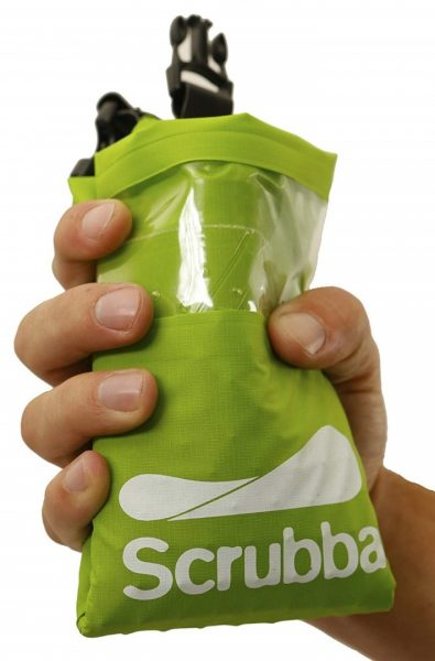 Scrubba Wash Bag - A must-have gadget