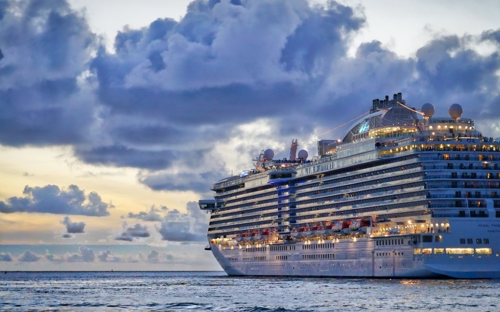 The 5 most over-the-top cruise-ship suites for 2019/20
