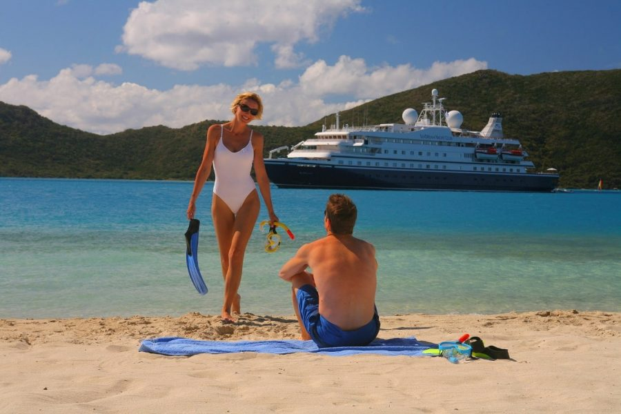 Cruise news Top 5 luxury cruise ships