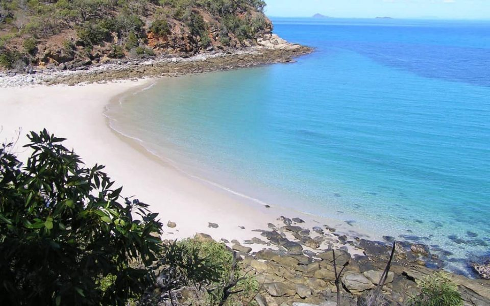 Paradise Island - Great Keppel Island, near Yeppoon amazing for snorkeling activity