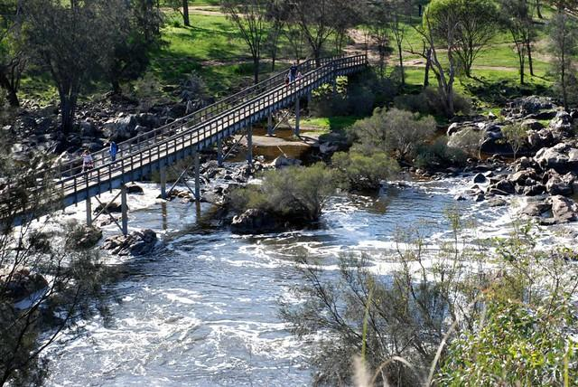 Perth Tourist Attractions: Bell Rapid, Visit Perth's Nature And Meet Kangaroos