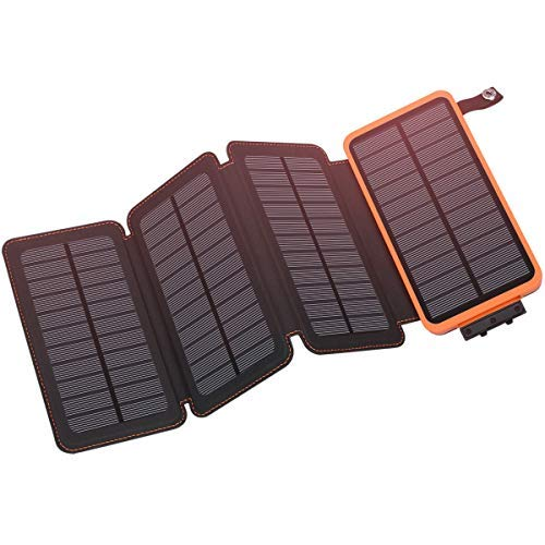 Solar Gadget: Hiluckey 25000mAh Solar Charger