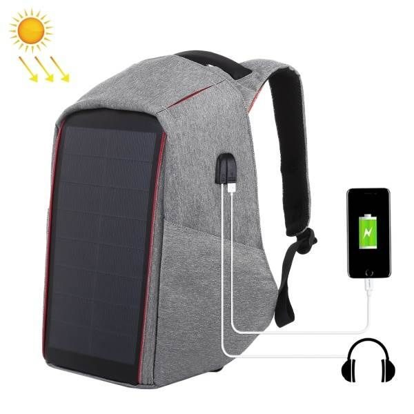 Solar Power Gadget HAWEEL 12W Solar Charger Backpack