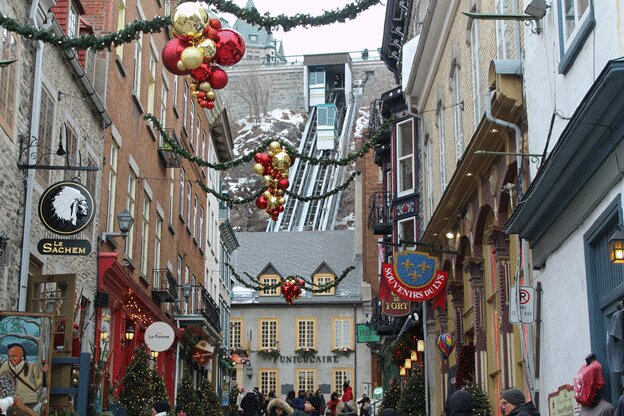 Explore the Winter Activities in Quebec City