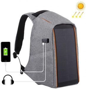 HAWEEL Solar Charger Backpack