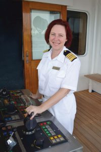 Captain Serena Melani