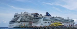 Norwegian Star & Norwegian Getaway