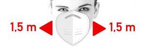 Royal Caribbean seaface mask