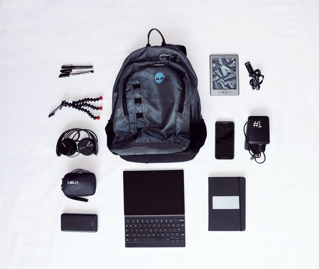 Fit all you need for a day out in your smart backpack
