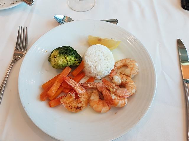 Royal Caribbean app dining