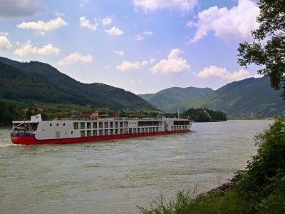 River Boat Cruise Operators Prepare to Test the Waters