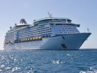 Allure of the Seas finally arrives in dry dock, but what will remain of its planned $165 million upgrade?