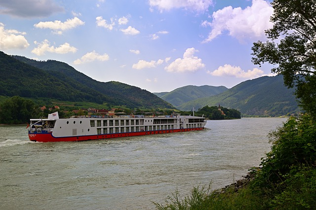 River cruises have already returned to water