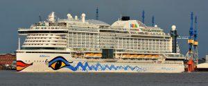 AIDA Cruises will set sail on August 5 from Hamburg
