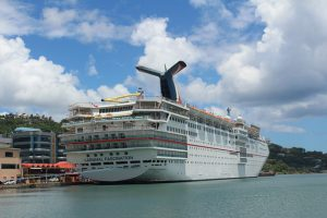 Is Carnival planning on scrapping Fantasy Class ships?
