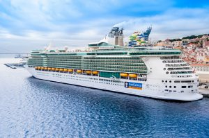 Royal Caribbean has cut its average refund time