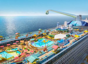 Royal Caribbean pushes back Odyssey of the Seas debut | image provided by royal caribbean international