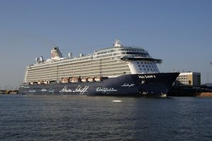 Hamburg- based TUI Cruises, a joint venture with Royal Caribbean also said later today that it would commence cruising on July 27