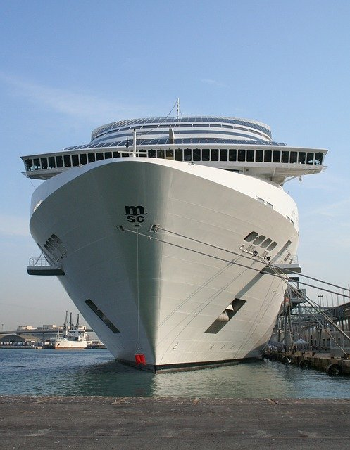 MSC has an insurance policy that covers the expenses already incurred by passengers who test positive