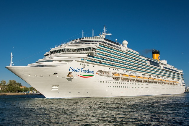 European cruise Carnival's Costa Cruises - Italian guests only
