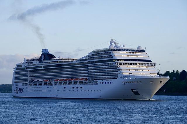 MSC Grandiosa and MSC Magnifica are starting to sail