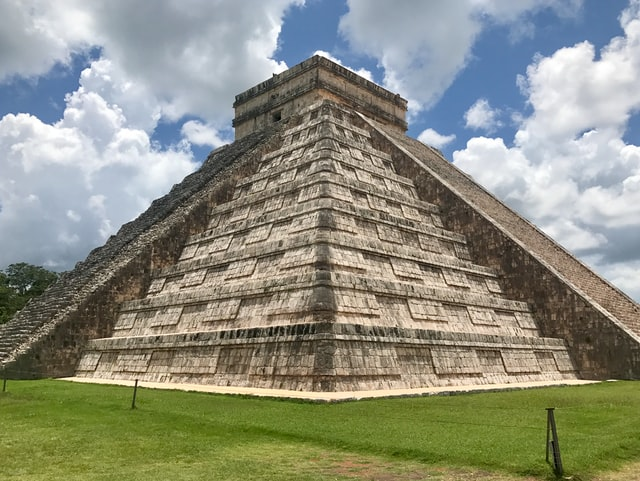Cheapest Places to Visit in South America - Mexico in the picture Chichen Itza