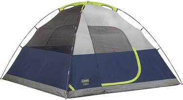 Coleman sundome tent 4 person