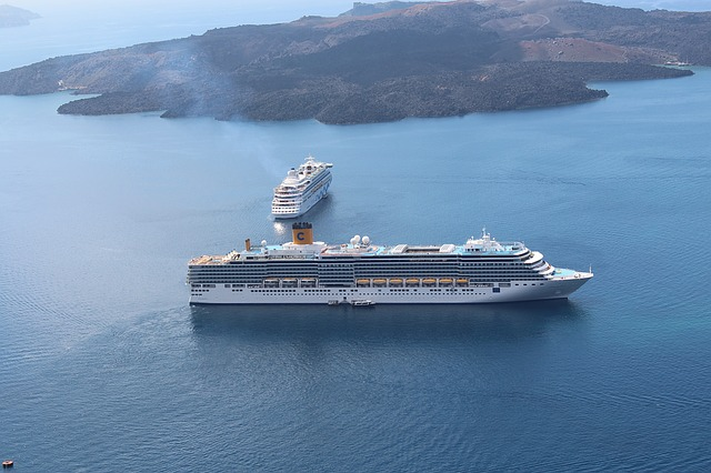 Carnival Corporation's Italian brand - flagship Costa Smeralda sailed October 10 from the port of Savona in northwest Italy