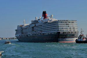 Cunard's Queen Elizabeth returns to Alaska in 2022