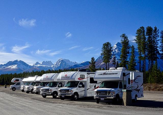 Travel by RV/Caravans