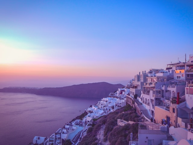 Santorini, Greece - One of the most romantic places in the world