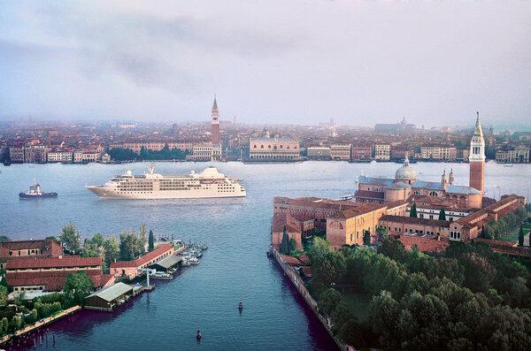 Silversea's first-ever European Grand Voyage   Credit Silversea