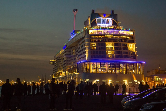 Quantum of the Seas: Contact tracing apps and wristbands