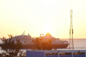 Azamara disclosed as buyer of Pacific Princess