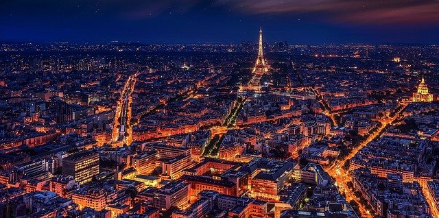 Paris one of the top VR cities in the world