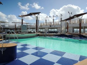 Celebrity Cruises marks historic sailing with all-female bridge