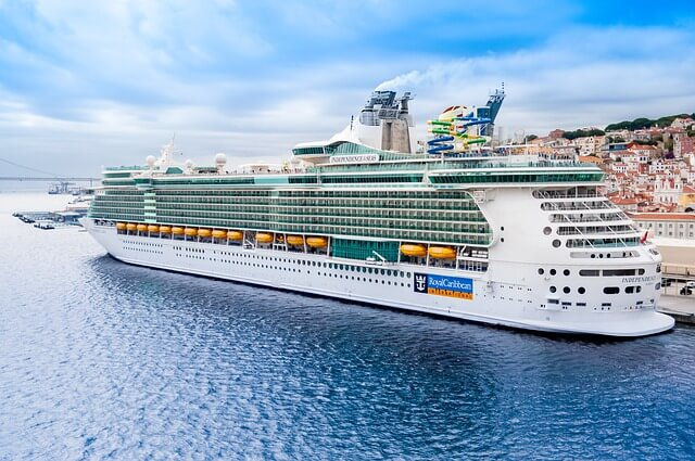 Royal Caribbean's Odyssey of the Seas from Israel