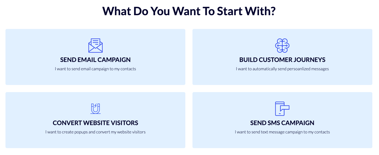 Learn about Flashyapp Marketing Automation & Email Marketing Platform options