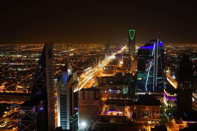 Saudi capital city Riyadh