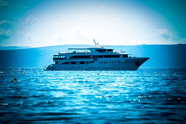 Cruising in Croatia
