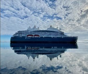 Commandant Charcot: Ponant takes delivery of first ever hybrid electric polar explorer
