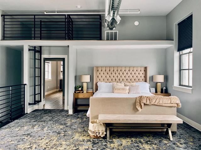 vacation rental website design - Professional and Elegant Look