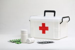 Packing tips for travelling: Item #9 Medical kit