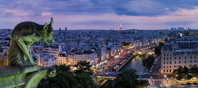 Travellers Top 7 Places to Visit in Europe